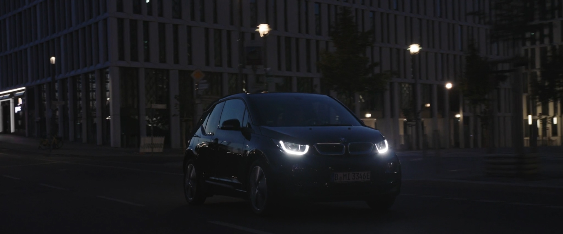 CHRISTOPH SPRANGER BMW i3 – through Berlin
